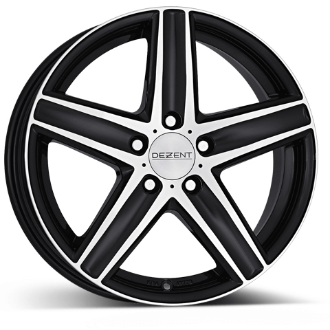 DEZENT Wheel dezent-tg-dark