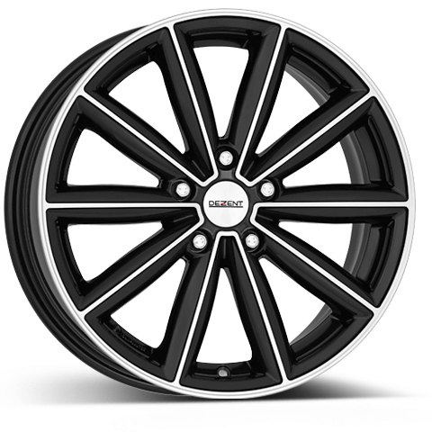 DEZENT Wheel dezent-tm-dark