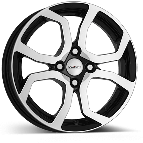 DEZENT Wheel dezent-ts-dark