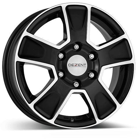 DEZENT Wheel dezent-van-dark