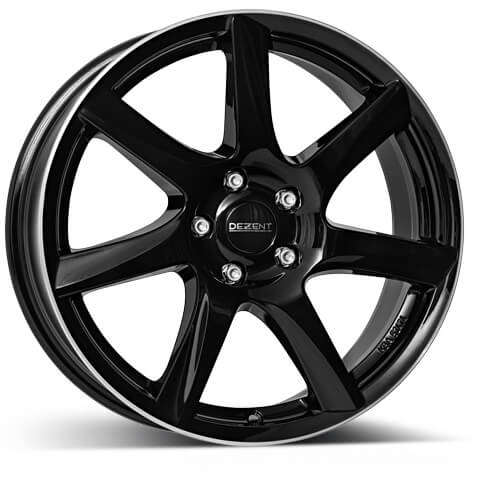 DEZENT Wheel dezent-tw-dark