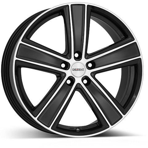 DEZENT Wheel dezent-th-dark