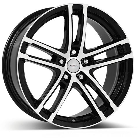 DEZENT Wheel dezent-tz-c-dark