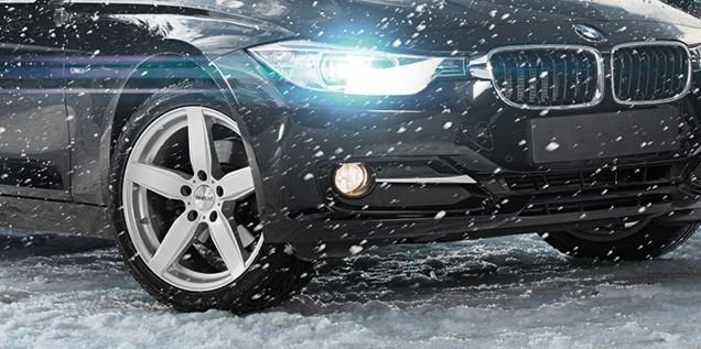 DEZENT alloy rims in Winter season | DEZENT Leichtmetallräder